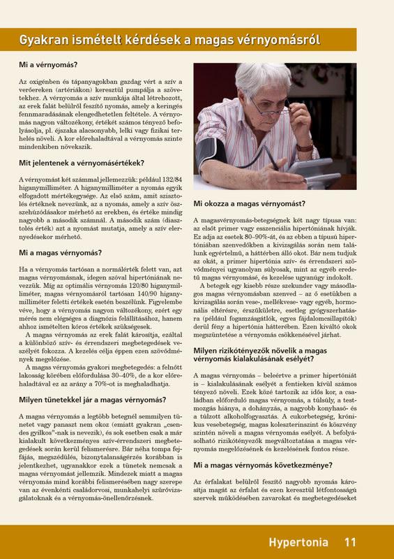 magas vérnyomásról szóló publikációk)